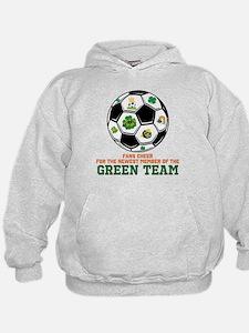 Irish Baby Green Team Hoodie