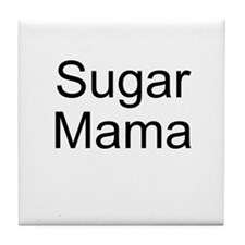Sugar Mama Tile Coaster