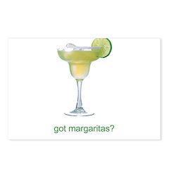 got margaritas? Postcards (Package of 8)