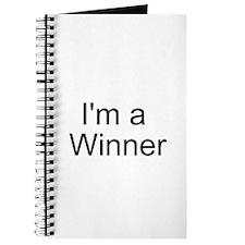 Im a winner Journal