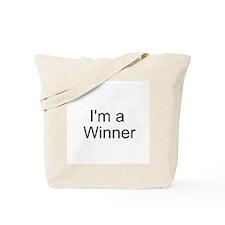 Im a winner Tote Bag