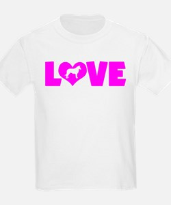 LOVE COLLIE (SMOOTH) T-Shirt