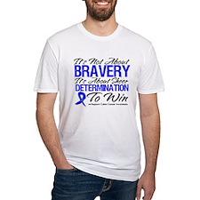 Bravery Win Colon Cancer Shirt