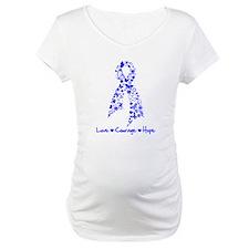 Colon Cancer Love Courage Shirt