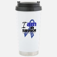 Survivor - Colon Cancer Travel Mug