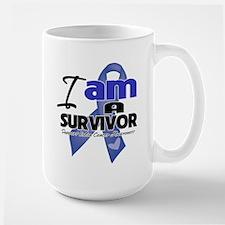 Survivor - Colon Cancer Mug