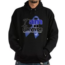 Survivor - Colon Cancer Hoodie