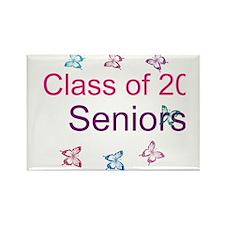 Class of 2011 Seniors Rectangle Magnet