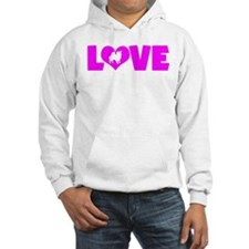 LOVE CHIHUAHUA (LONG COAT) Hoodie