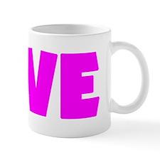 LOVE CHIHUAHUA (LONG COAT) Mug