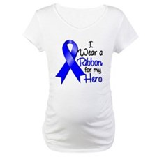 Colon Cancer Ribbon Hero Shirt