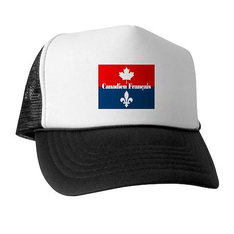 Canadien Francais Trucker Hat
