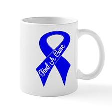 Find a Cure Colon Cancer Mug