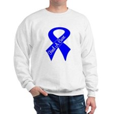 Find a Cure Colon Cancer Sweatshirt