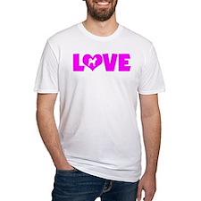 LOVE CANAAN DOG Shirt