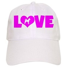 LOVE CANAAN DOG Baseball Baseball Cap