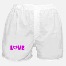 LOVE CANAAN DOG Boxer Shorts