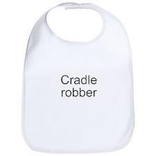 cradle robber Bib