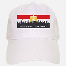 Democracy for Egypt Baseball Baseball Cap