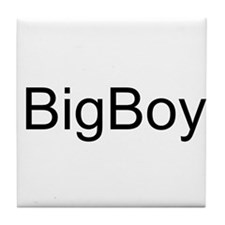 BigBoy Tile Coaster