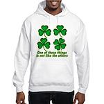 One of these things... Hooded Sweatshirt