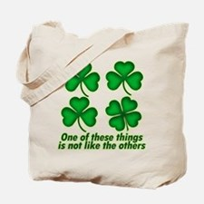 One of these things... Tote Bag