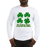 One of these things... Long Sleeve T-Shirt