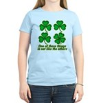 One of these things... Women's Light T-Shirt