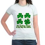 One of these things... Jr. Ringer T-Shirt