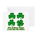 One of these things... Greeting Cards (Pk of 10)