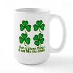 One of these things... Large Mug