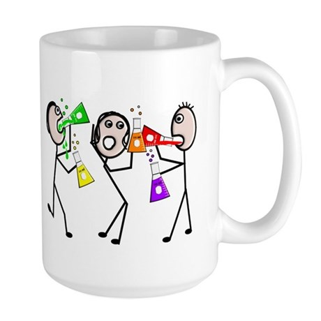 Professional Occupations III Large Mug