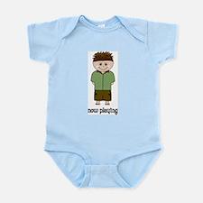 Gohana Hapa Boy Infant Creeper