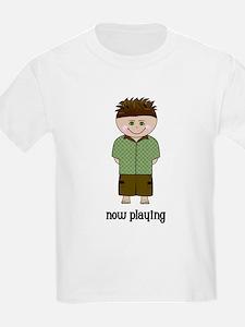 Gohana Hapa Boy Kids T-Shirt