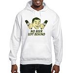 No Beer Left Behind Hooded Sweatshirt