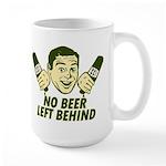 No Beer Left Behind Large Mug