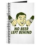 No Beer Left Behind Journal