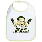 No Beer Left Behind Bib