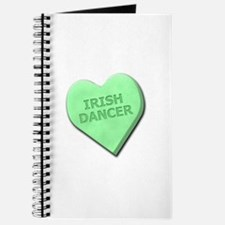 Irish Dancer Journal