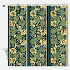 Unique Art nouveau Shower Curtain