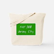 Exit 14B, Jersey City, NJ Tote Bag