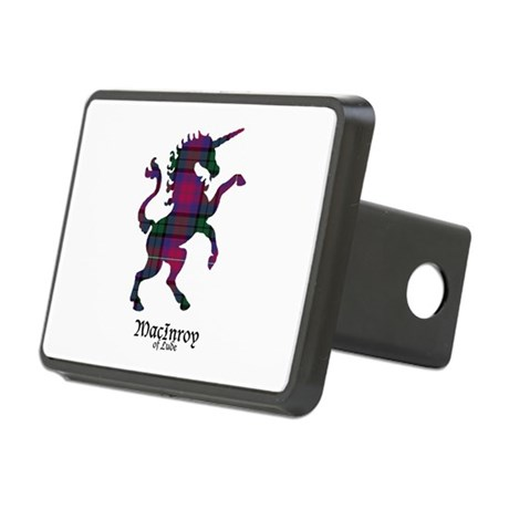 Unicorn-MacInroyLude Rectangular Hitch Cover