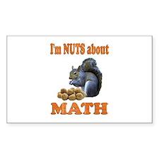 Math Decal
