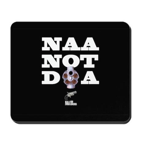 Not DOA Mousepad