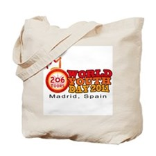 WYD Madrid 2011 -a Tote Bag