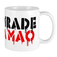 Anti-Obama Oba Mao Small Mug