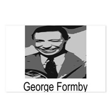 George Formby Postcards (Package of 8)