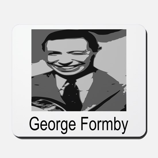 George Formby Mousepad