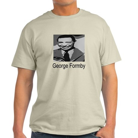 George Formby Light T-Shirt