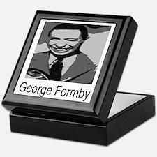George Formby Keepsake Box
